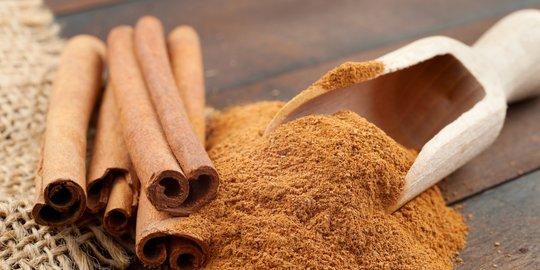 ramuan herbal untuk diabetes dengan kayu manis